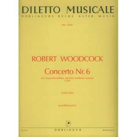 Concerto no6 in C Major