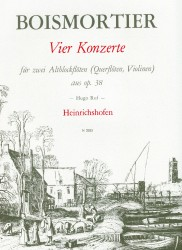 4 Concerts from Op. 8