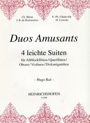 Duos Amusants 4 Easy Suites