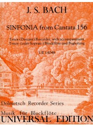 Sinfonia from Cantata 156