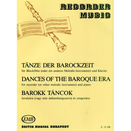 Dances of the Baroque Era