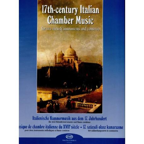 17th century Italian Chamber Music