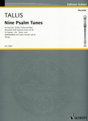 Nine Psalm Tunes