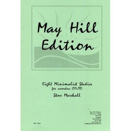 Eight Minimalist Studies