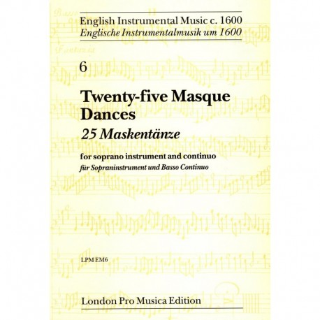 Twenty-Five Masque Dances