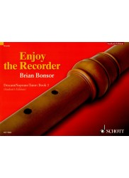 Enjoy the Recorder Descant Book 1
