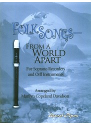 Folk Songs From A World Apart