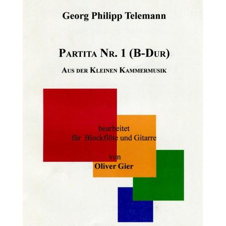Partita no. 1 (Bb Major)