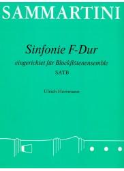 Sinfonia in F Major