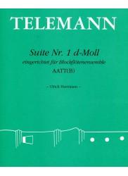 Suite No 1 in d minor