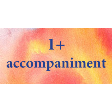 1+ Accompaniment