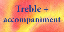 Treble + Accompaniment