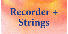 Recorder and Strings