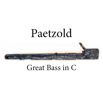 Great Bass in C