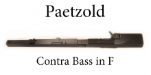 Contra Bass in F