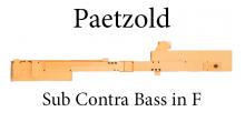 Sub Contra Bass