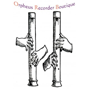 Orpheus Recorder Boutique 2018 Set Works
