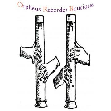 Orpheus Recorder Boutique 2019 Set Works