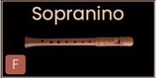 Sopranino Recorders