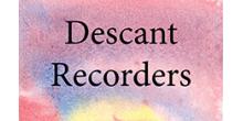 Descant Recorders