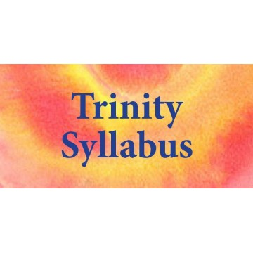 Trinity Syllabus 2017-2020
