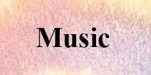 Sale Sheet Music