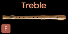 Treble Recorders