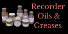 Recorder Oils Greases