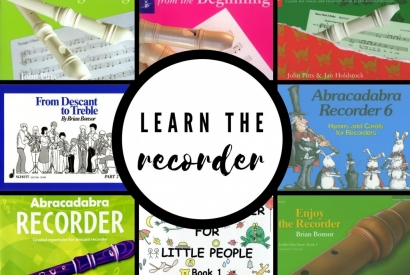 A Guide to Tutor Books for Learning the Recorder
